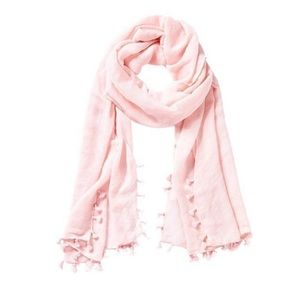 Lilly Pulitzer Other - NWOT Lilly Pulitzer Pink Lana Metallic Scarf!
